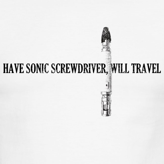 Have Sonic Screwdriver, Will Travel | Robot Plunger