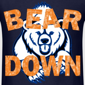 Bear Down T-Shirts - Men's T-Shirt