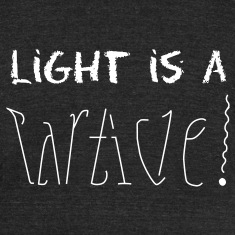 Light is a wave / particle