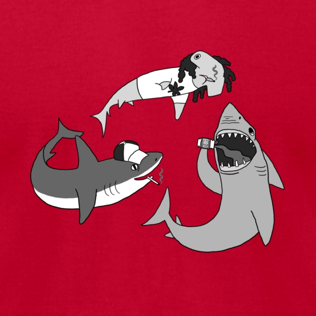 Party Sharks Shirt