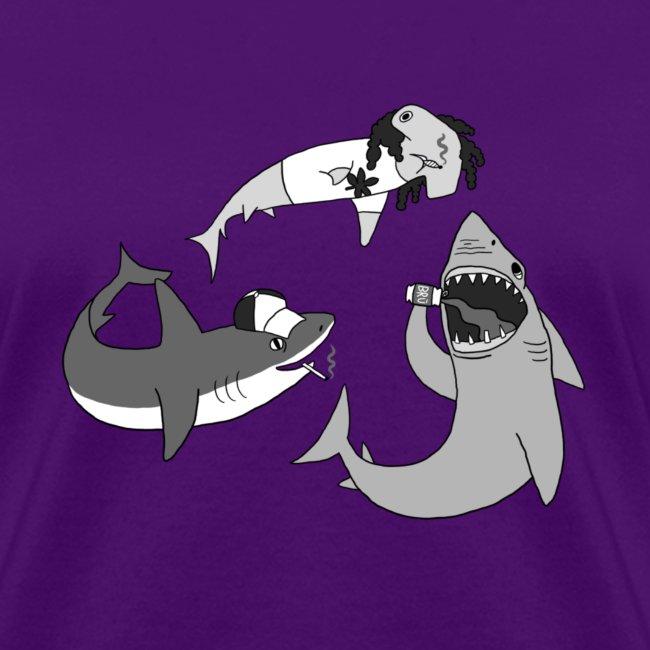 Party Sharks Shirt