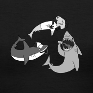 Design ~ Party Sharks Shirt