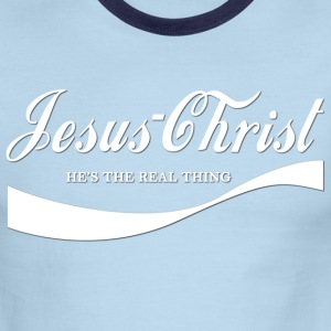 christ_cola T-Shirts - Men's Ringer T-Shirt