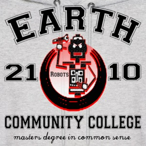 Earth Community College - Men's Hoodie
