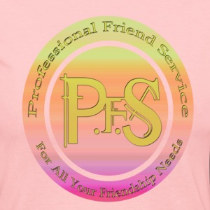 Professional Friend Service - Women's Long Sleeve Jersey T-Shirt