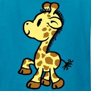 giraffe - Kids' T-Shirt