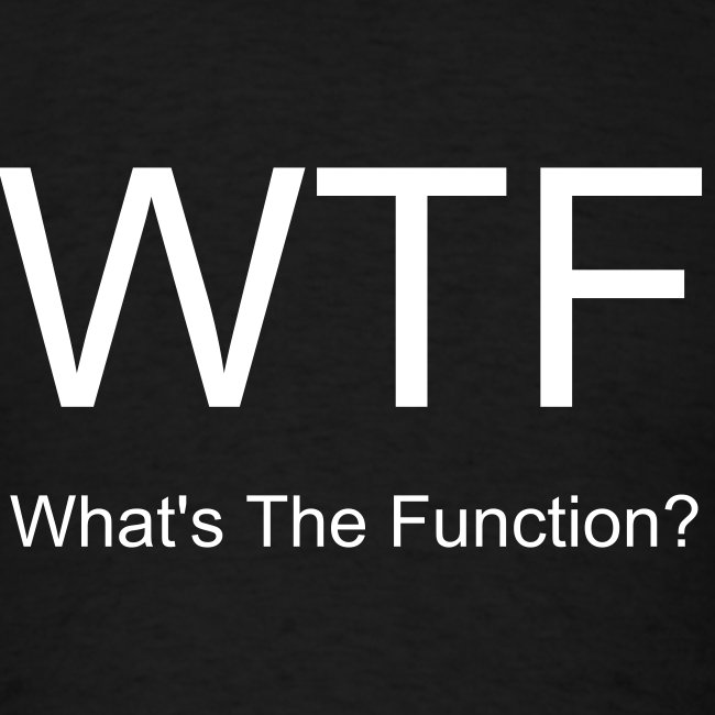 What's the Function