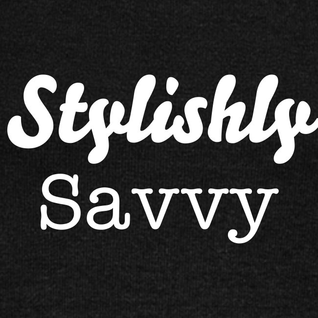 Stylishly Savvy