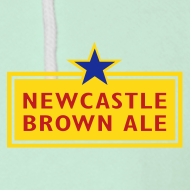 Design ~ Newcastle Hoodie: Stacked Logo