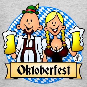 Oktoberfest - Women's Long Sleeve Jersey T-Shirt