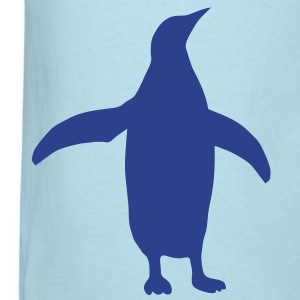 penguin bird swim pole dive flightless T-Shirts - Men's T-Shirt