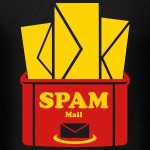 spam T-Shirts - Men's T-Shirt