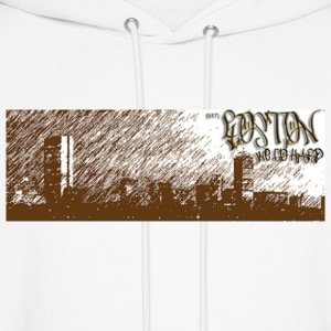 Boston We Go Hard - Men's Hoodie