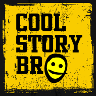 Design ~ Female Cool Story Bro Hoodie