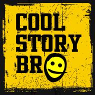 Design ~ Female Cool Story Bro Hoodie