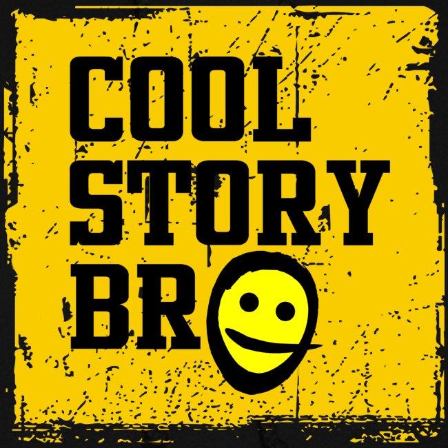 Female Cool Story Bro Hoodie