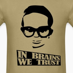in brains we trust standard shirt men