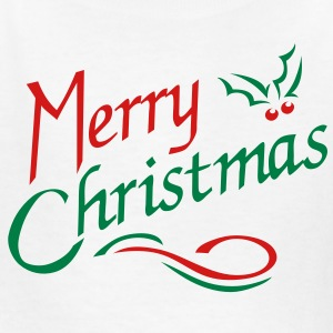 Merry Christmas Kids' Shirts - Kids' T-Shirt