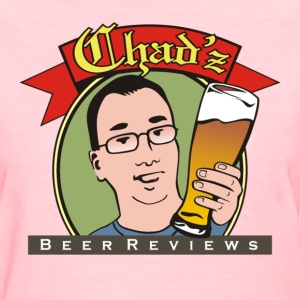 Chad'z Beer Reviews women's t-shirt - Women's T-Shirt