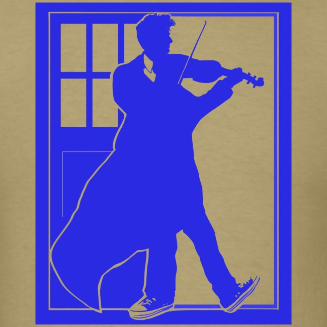 The Fiddling Doctor Blue Version
