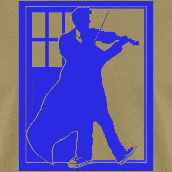 The Fiddling Doctor Blue Version