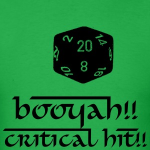 D20 dice T-Shirts - Men's T-Shirt