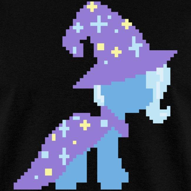 Trixie pixel plain