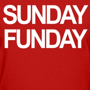 Sunday Funday Jersey Shore Women's T-Shirts - stayflyclothing.com - Women's T-Shirt