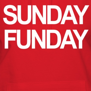 Sunday Funday Jersey Shore Hoodies - stayflyclothing.com - Women's Hoodie