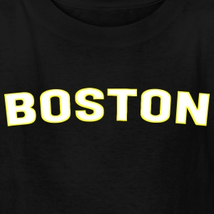 Boston Kids' Shirts - Kids' T-Shirt