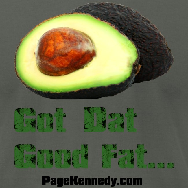 wanna piece of avocado?