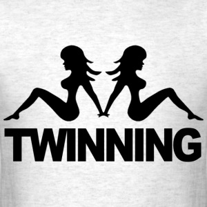 Twinning Jersey Shore T-Shirts - stayflyclothing.com - Men's T-Shirt