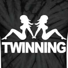 """Twinning"" Jersey Shore T-Shirts - stayflyclothing.com"