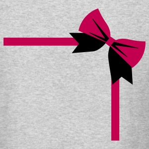bow package on a rectangle birthday gift Long Sleeve Shirts - Men's Long Sleeve T-Shirt by Next Level