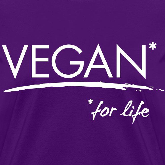 Vegan* for life!