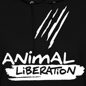 Animal Liberation  - vector Hoodies - Women's Hoodie