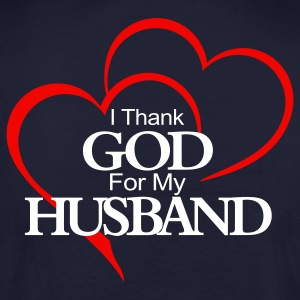 Thank God 4Husband Long - Women's Long Sleeve Jersey T-Shirt