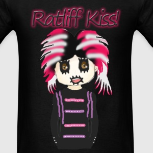 Ratliff Kiss! T-Shirts - Men's T-Shirt