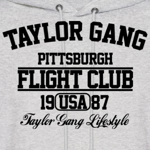 Taylor Gang Flight Club - Men's Hoodie