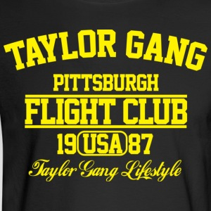 Taylor Gang Flight Club - Men's Long Sleeve T-Shirt