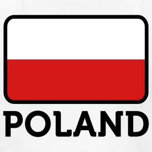 Flag Poland 2 (3c)++ Kids' Shirts - Kids' T-Shirt