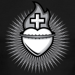 Sacred Heart - Men's - Men's Ringer T-Shirt