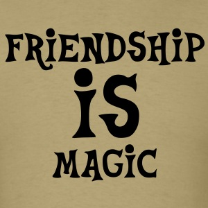 Brony Friendship is Magic _v1 T-Shirts - Men's T-Shirt