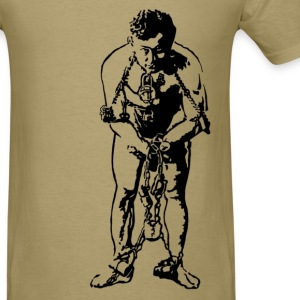 Escape Artist - Men's T-Shirt