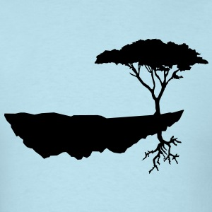 Floating island - Men's T-Shirt
