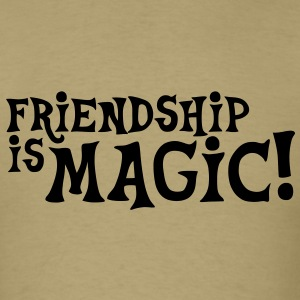 Brony Friendship is Magic _v2 T-Shirts - Men's T-Shirt