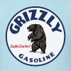 Grizzly Gasoline - Men's T-Shirt