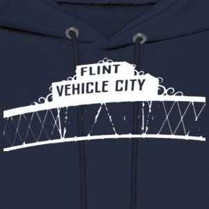 Flint Vehicle City Hoodies - Men's Hoodie