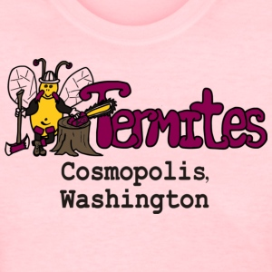Womans Termites T-Shirt - Women's T-Shirt