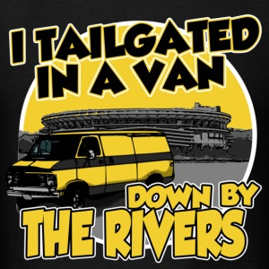 I tailgated In A Van Down By The Rivers T-Shirts - Men's T-Shirt